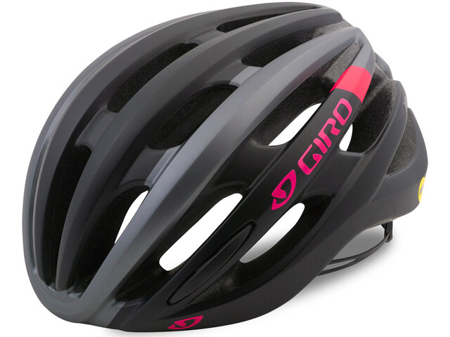 Giro Saga MIPS Helmet Damen matte black/pink race